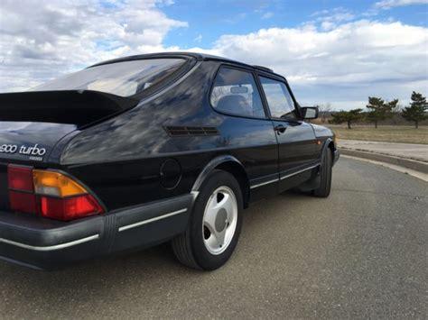 1990 saab 900 turbo hatchback 5 speed manual 2 owner 100k