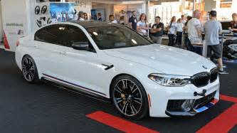 2018 bmw m5 gets invited to sema thanks to new m