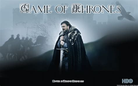 game of thrones eddard quot ned quot stark game of thrones wallpaper 17631244