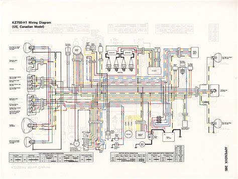 kz750 h1 wiring diagram wiring diagram schemes