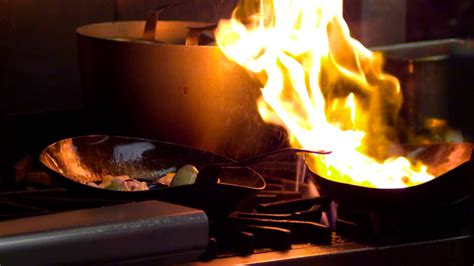 close up of a chef cooking over an open flame in salt lake city youtube