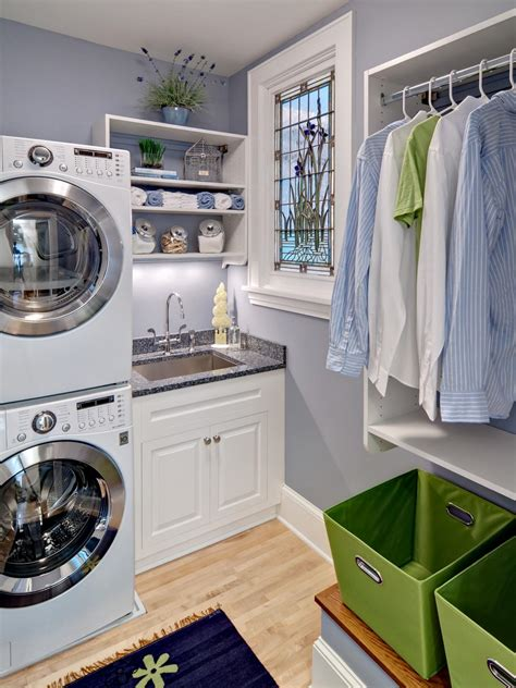 laundry in kitchen ideas 6 tips for storing laundry supplies hgtv