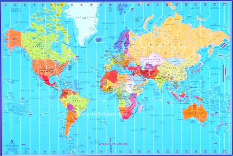 world time zones map gabelli time zones
