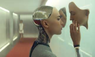Alicia Vikander Robot Movie Ex Machina Making A More Human Robot