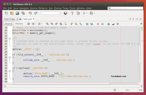 how to install netbeans in ubuntu how to install netbeans ide 8 2 php on ubuntu