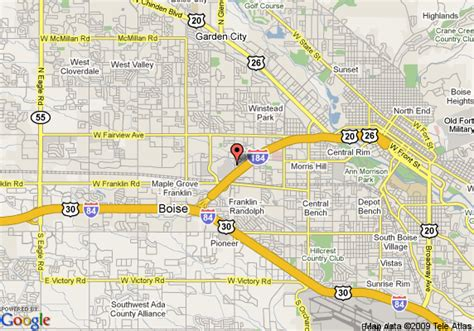 Comfort Inn National City Map Of Residence Inn By Marriott Boise West Boise