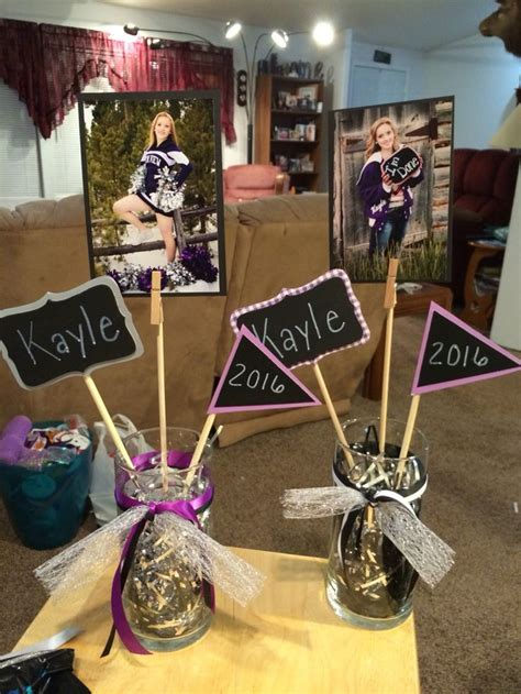 graduation centerpieces with pictures best 25 graduation table decorations ideas on