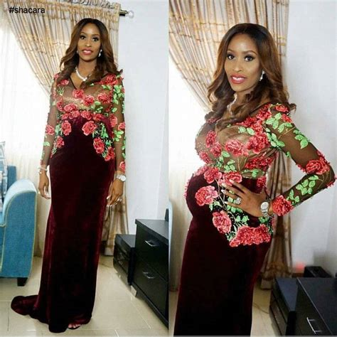 natives irobuba styles for cord lace latest cord lace and ankara print styles you should see