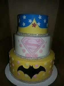 supergirl cakes pinterest