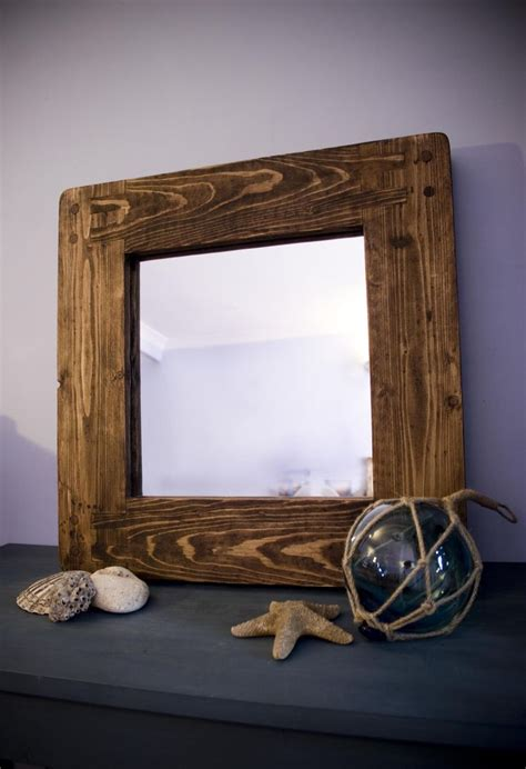 Handmade Mirror Frames - 49 best wood frame mirrors handmade by marc wood joinery