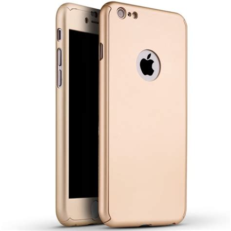 360 degree protection gold for iphone 6 plus 6s plus souq uae