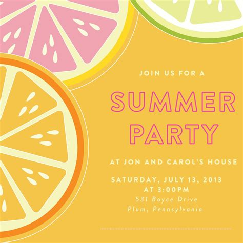 barbecue invite template summer bbq invitation template invitations card