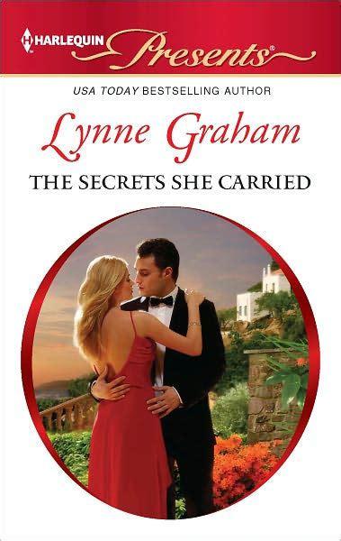Novel Shes By Thiarany Putri Ebook the secrets she carried by lynne graham nook book ebook barnes noble 174