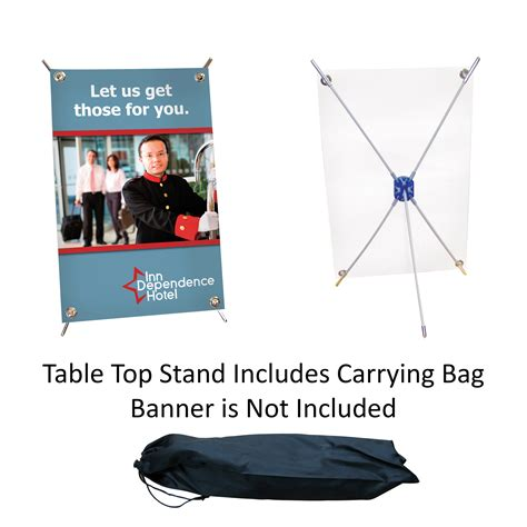 table top banners table top banner display