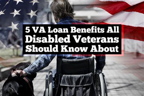 va mortgages va mortgage loans for disabled veterans
