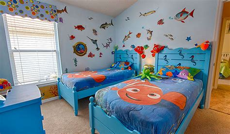 nemo themed bedroom nemo theme room serendipity at indian creek