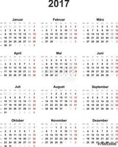Kalender 2018 Schweiz Kalenderwochen Quot Kalender 2017 Universal Ohne Feiertage Quot Stockfotos Und