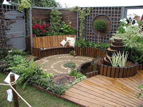 imagenes de jardines exteriores pequeños fotos de dise 241 o de jardines peque 241 os