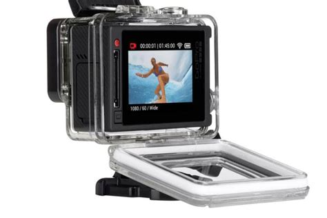 gopro silver gopro 4 silver le test complet 01net
