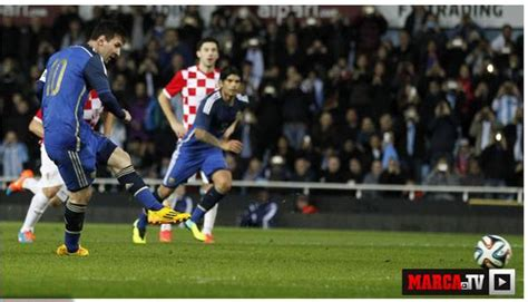 argentina croatia argentina and messi light up with victory