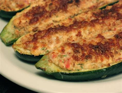 cucinare le zucchine ripiene ricetta zucchine ripiene