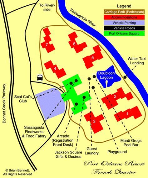 port orleans quarter map port orleans quarter map disney
