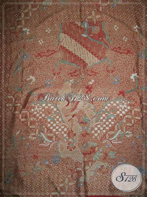 Batik Tulis Sutera Atbm Pola Kemeja 53 Kain Batik Sutera Pola Baju Kemeja Batik Sutera