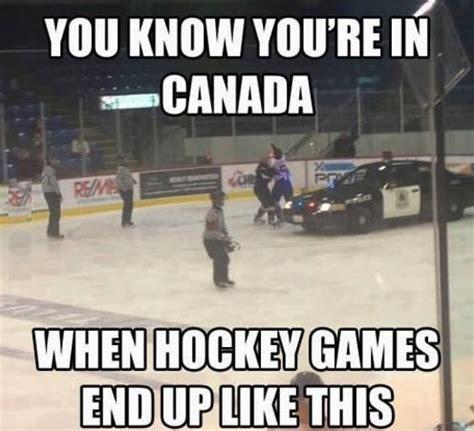Funny Canadian Memes - funny canadian hockey memes