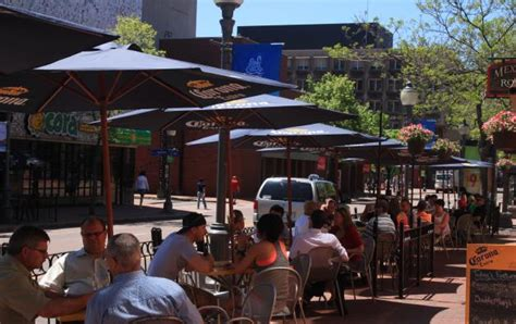 Patio Downtown by Outdoor Patios Downtown Moncton