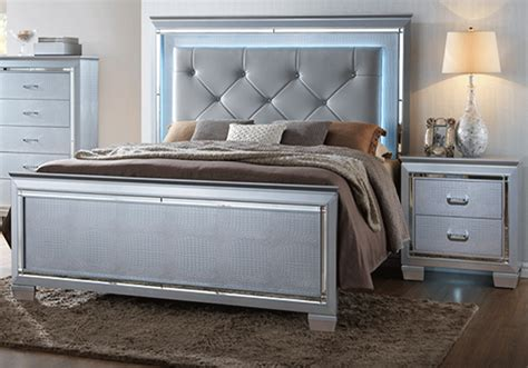 lillian grey king bed