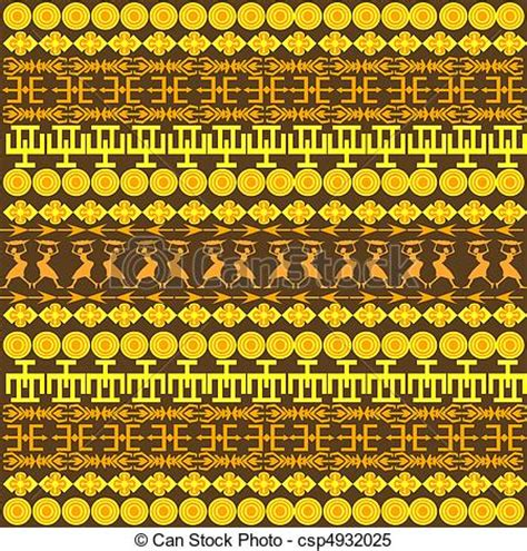 africa vector traditional background pattern stock illustrations of traditional african pattern