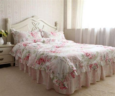 country shabby chic bedspreads myideasbedroom com