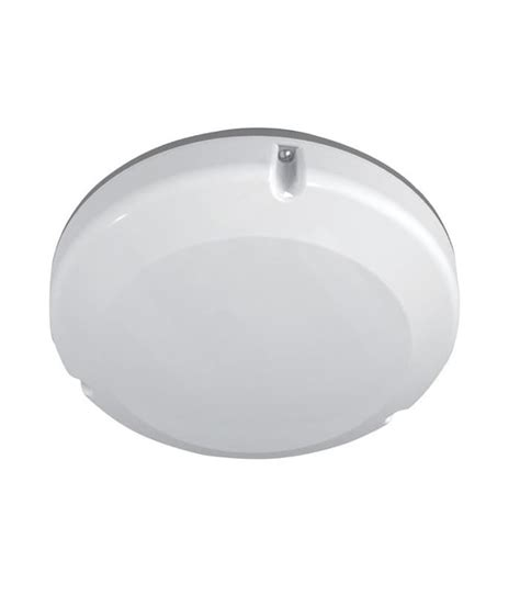 pd fl2005 microwave motion sensor ceiling light 2x18w