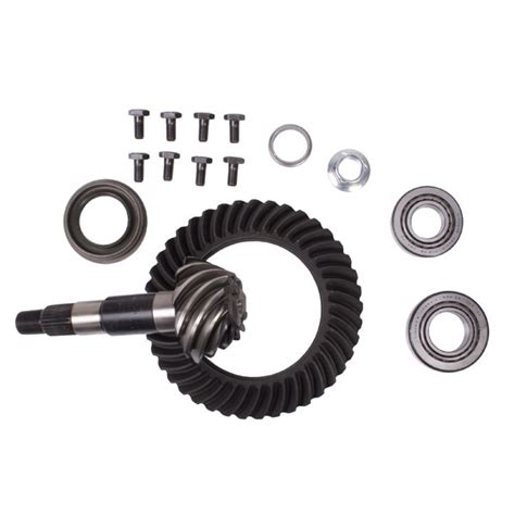 Jeep Jk Ring And Pinion Ring And Pinion 3 73 Ratio For 35 87 07 Jeep Yj Tj