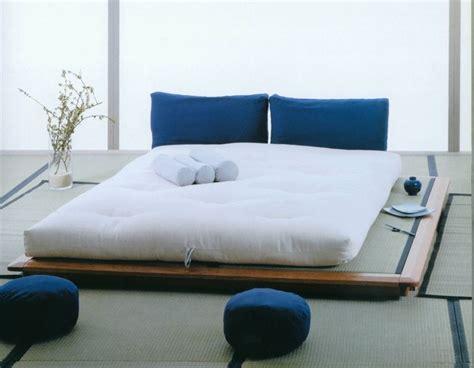 futon giapponese letto giapponese ciou vivere zen