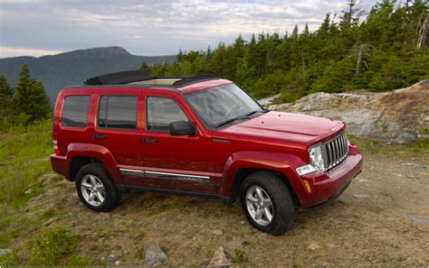 2010 Jeep Liberty Reviews 2010 Jeep Liberty Review Cargurus