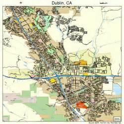 map of dublin california dublin california map 0620018
