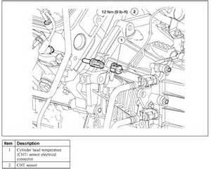 Ford Ranger Coolant Temperature Sensor Location Ford 7 3 Coolant Temp Sensor Location Ford Free Engine