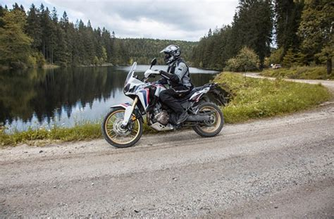 Neufahrzeug Motorrad Einfahren by Testbericht Schottertour Honda Africa Twin Test 2016
