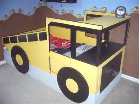dump truck toddler bed dump truck bed