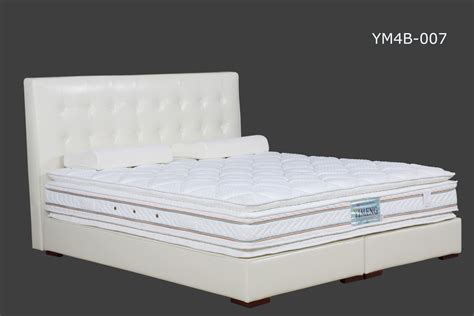 double bed pillow top china double pillow top mattress ym4b 007 china spring