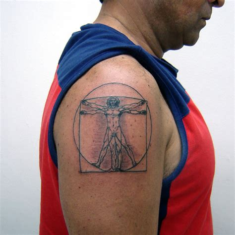 vitruvian man tattoo vitruvian by stigmatattoo on deviantart