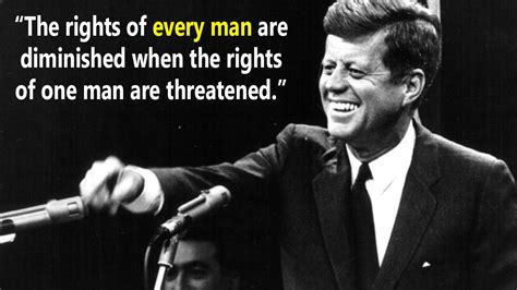 john f kennedy quotes on civil rights jfk google search inspiring minds bodies in motion