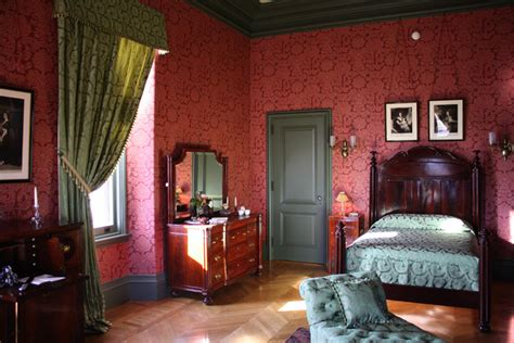 How Many Bedrooms In Biltmore House by Biltmore House 2nd Floor Damask Room Biltmore Estate