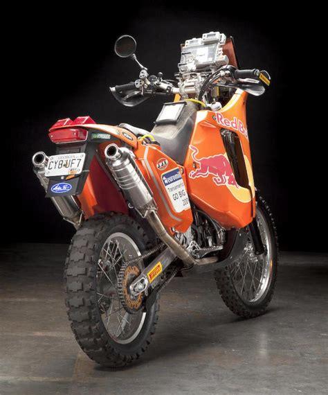 Ktm 660 Rally Dakar Veteran 2007 Ktm 660 Rallye