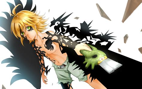 anoboy seven deadly sins nanatsu no taizai the seven deadly sins wallpaper