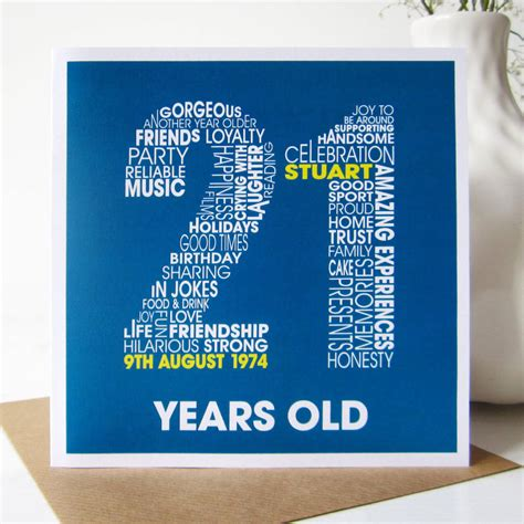card design ideas shocking collage 21st birthday card modern chic