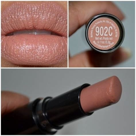 N Megalast Lip Color E919b V It Up n megalast matte lip color in bare it all another pinner wrote i must admit i was
