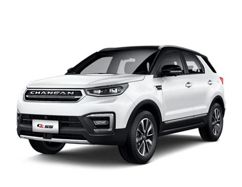 changan cs platinum     hp