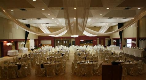 banquet decorations for wedding guests